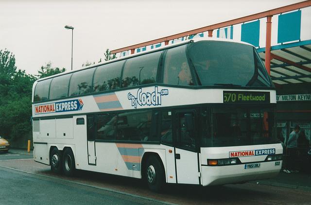 Trathens YN51 XMJ at Milton Keynes - 6 Jun 2002