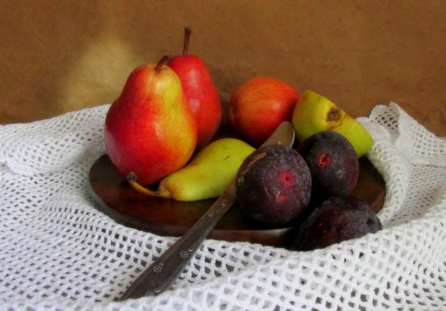 Aŭtunaj fruktoj