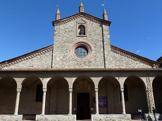 Basilica di San Colombano - Bobbio -Val Trebbia