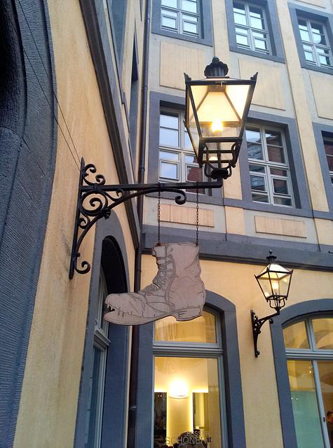 Leipzig 2015 – Shoe