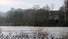 BESANCON: 2018.01.07 Innondation du Doubs due à la tempète Eleanor46