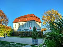 Ludwigslust, im Schatten des Schlosses
