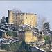 Crémieu (38) 15 janvier 2013. Le château Delphinal.