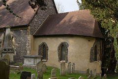 Great Amwell apse