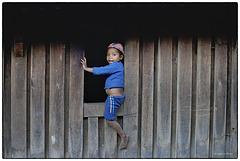 Enfant Zafimaniry