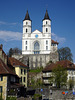 Die reformierte Kirche auf dem Schlossberg in Aarburg ( II )