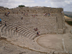Greek Theatre (4th and 3rd centuries BC).