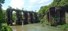 Greece - Agios Georgios, Louros Aqueduct