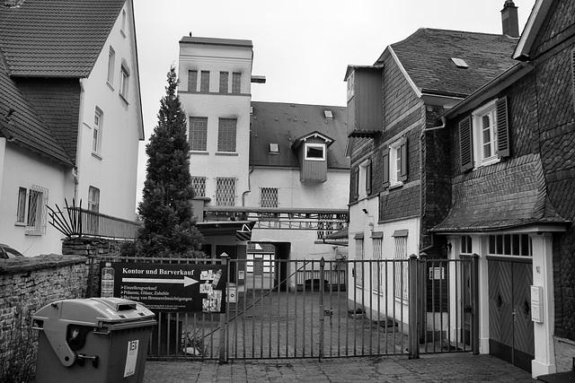 Brennerei Eversbusch, Produktionsgebäude (Hagen-Haspe) / 26.02.2017