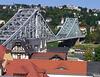 Blaues Wunder in Dresden- Loschwitz