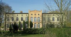 Schönhausen, Gutshaus