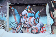winter elephant DSC 0122
