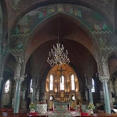 Nederland - Denekamp, Sint-Nicolaaskerk