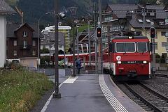 Bahnhof Engelberg / Schweiz