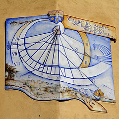 St Crépin cadran solaire