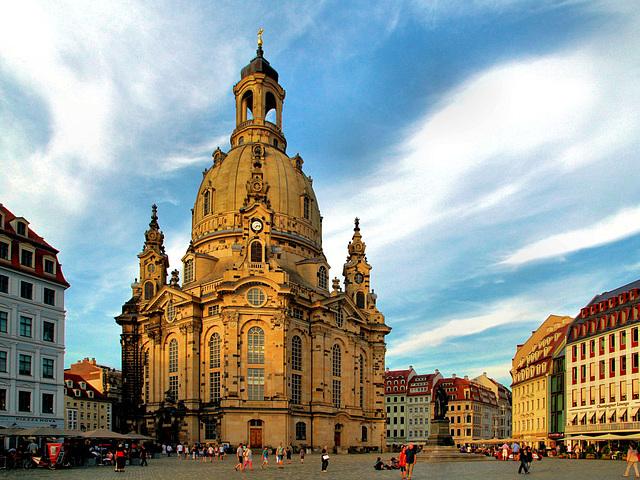 Frauenkirche, Dresden, 2 PiPs
