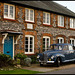 Jowett Javelin at cottages