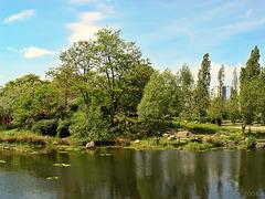 Saarbrücken, Bürgerpark