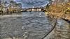 BESANCON: 2018.01.07 Innondation du Doubs due à la tempète Eleanor53