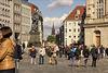 Neumarkt und Stadtbummler