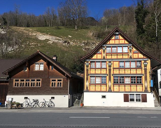 Schweizer Rheintal