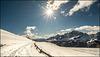 Schneewanderung - Kurz vor der Covid Katastrophe