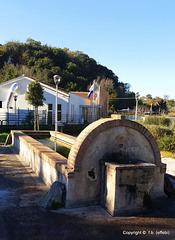 Fontanile costruito nel 1974 - Costruito in sostituzione di un vecchio fontanile a due vasche posizionato a circa 50mt.