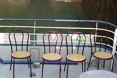 París visto en el canal de San Marti