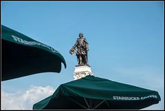 Kaffeetrinken mit Samuel de Champlain