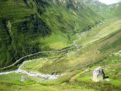 Furkapass Schweiz