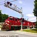 Vermont Railway #301 & 311, Edited Version, North Bennington, Vermont, USA, 2015