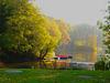 087 Herbstliche Stimmung am Carolasee in Dresden