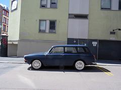 1970 Volkswagen Variant