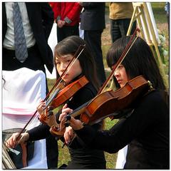 Geigenduett