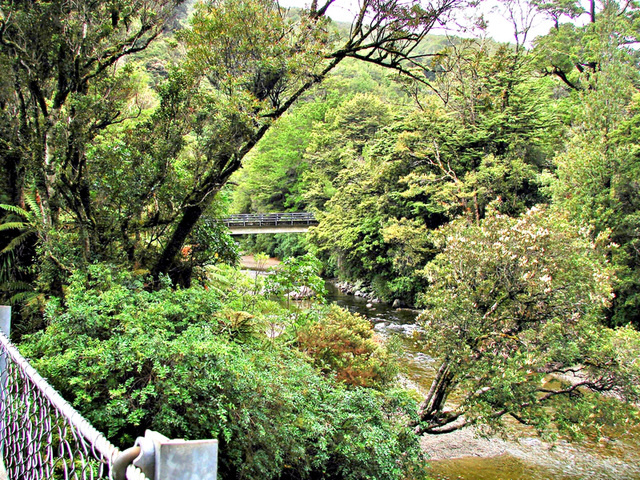 Kaitoki Waterworks, Park.