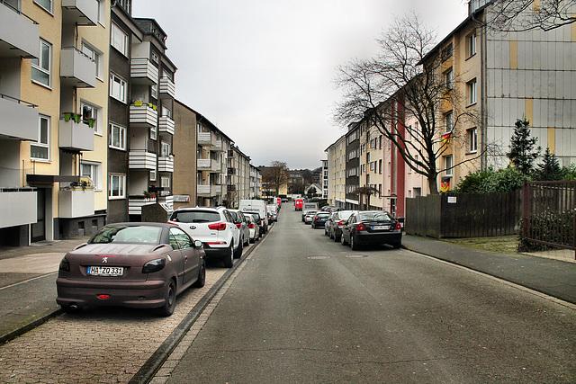 Oedeweg (Hagen-Haspe) / 26.02.2017