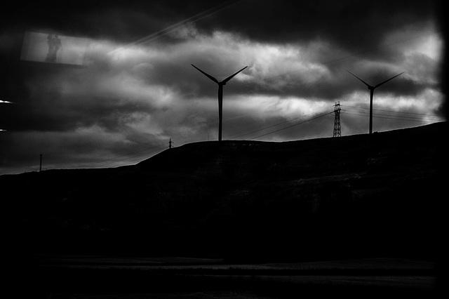 Dueños del viento.