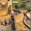 """Amer Fort Palace"" - Jaipur - Rajasthan - INDIA"
