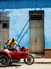 The Colors of Trinidad, Cuba