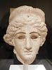 Head of a Sphinx from a Statue of Venus Heliopolitana in the Metropolitan Museum of Art, June 2019