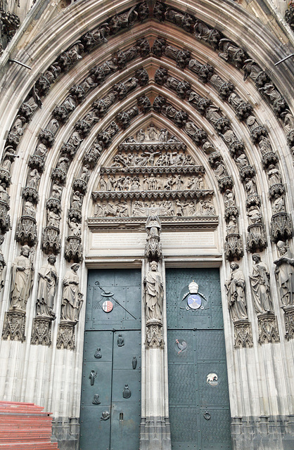 Cologne Cathedral southern portal
