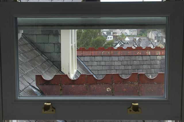 Framed at Keswick