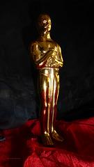 Mein Oscar auf dem Roten Teppich
