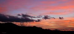 Crépuscule  du 10 mars