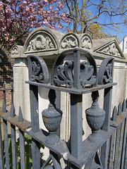 chiswick st. nicholas graveyard, london
