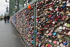 Liebesschlösser - love locks