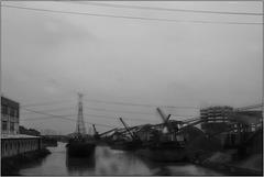Drunken boats.
