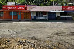 Pizzeria Torino/Soda Maravilla – near Juntas, Guanacaste Province, Costa Rica