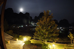 Hotel View at Meteora