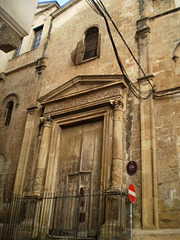 Church of Sainte Agatha alla Guilla.